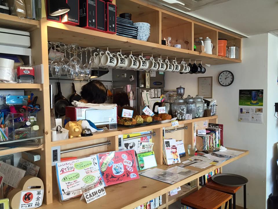 シェアキッチンが併設されている神奈川県藤沢市の藤沢駅近くにあるコワーキングスペース「NEKTON」